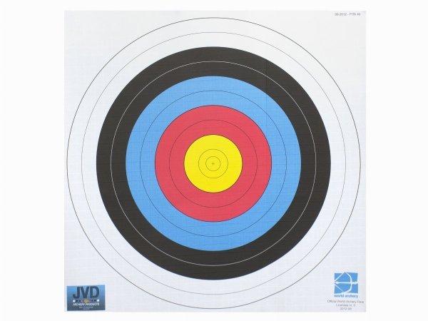 Tarcza papierowa 60x60 cm