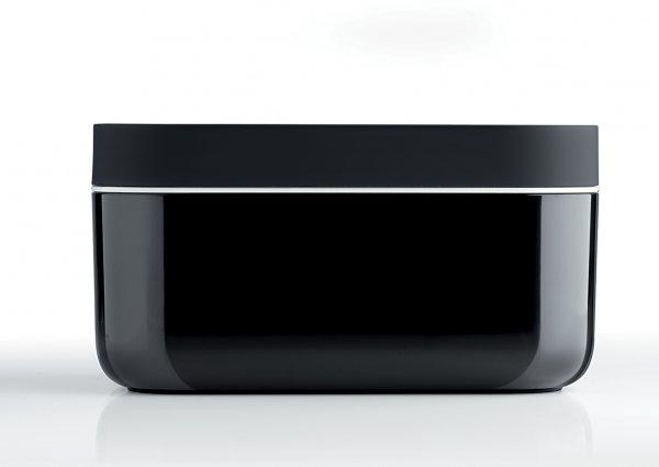 Foremka do lodu i pudełko ICE BOX - czarne Lekue