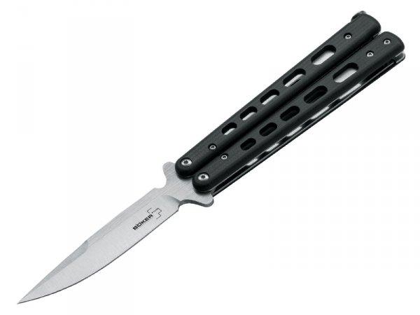 Nóż Boker Plus Balisong G10, mały