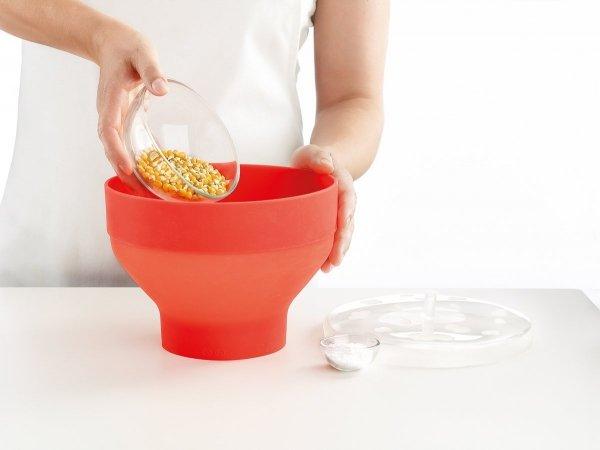 Naczynie NATIVE do prażenia kukurydzy Lekue
