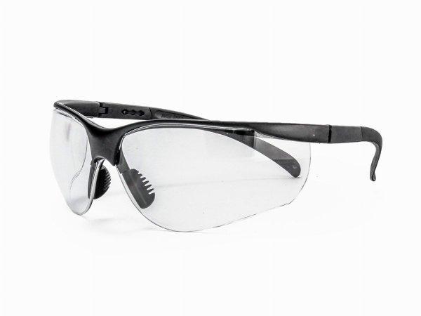 Okulary ochronne RealHunter Protect ANSI białe
