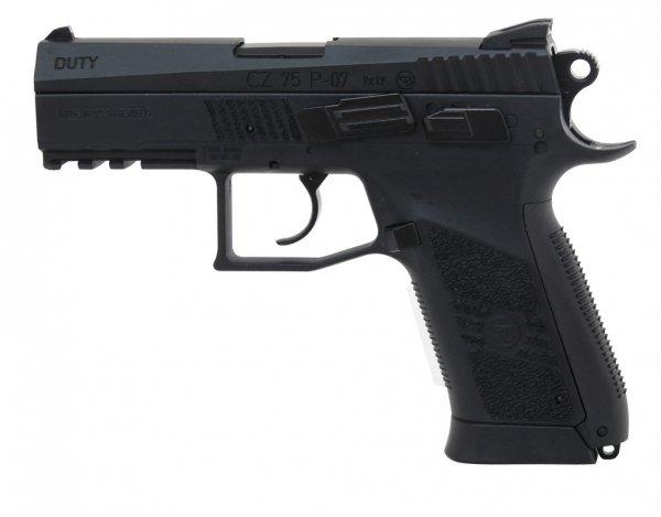 Pistolet ASG CO2 CZ 75 P-07 Duty Blow Back (16720)