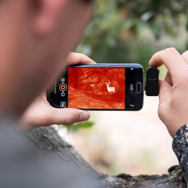 Kamera termowizyjna SeeK Thermal CompactXR Android
