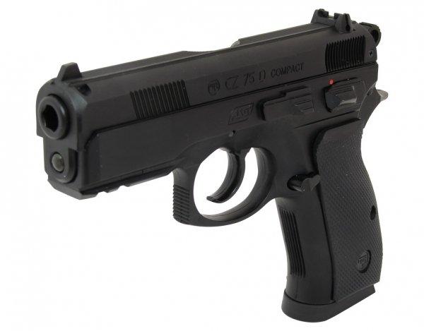 Pistolet ASG CZ 75D Compact (15698)