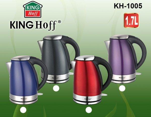 Kinghoff Czajnik 1,7l KH-1005