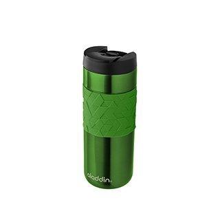 Kubek termiczny EASY-GRIP Leak-Lock™ - zielony - 0.47L / Aladdin