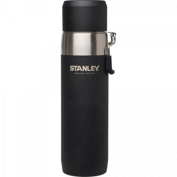Butelka termiczna na wodę MASTER - czarna 0.65L / Stanley