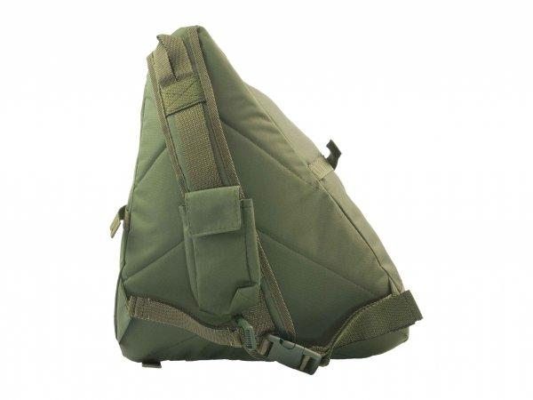 Plecak na jedno ramię Forsport 1R oliwkowy