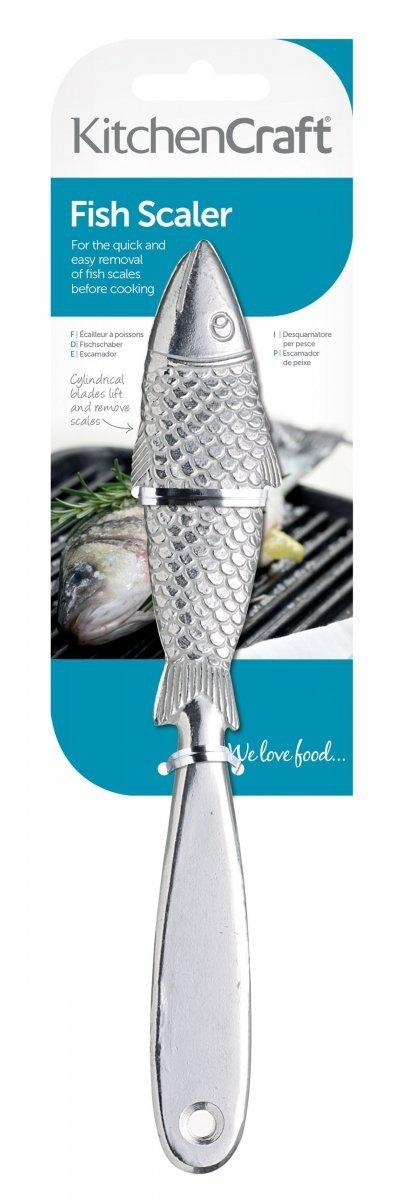 Skrobak do ryb Kitchen Craft