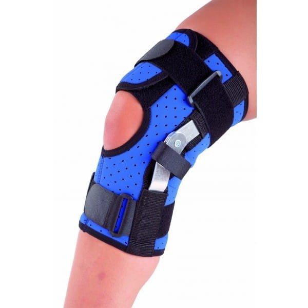Orteza krótka stawu kolanowego z zawiasami policentrycznymi GENUX Rozmiar XL