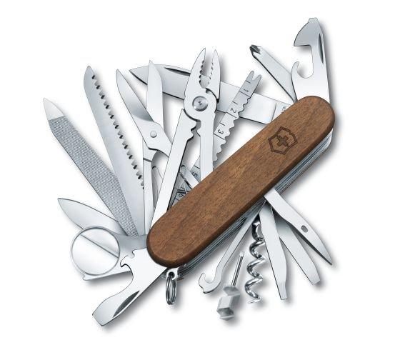 Victorinox SwissChamp 1.6791.63 drewniana oprawa Wysyłka Kurierem 0 zł