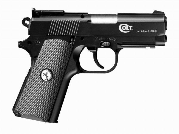 Pistolet Colt Defender 4.46 mm
