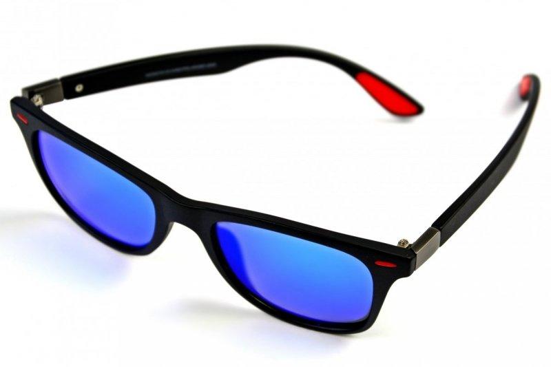 Rambler 2.0 - Okulary Polaryzacyjne - Niebieskie