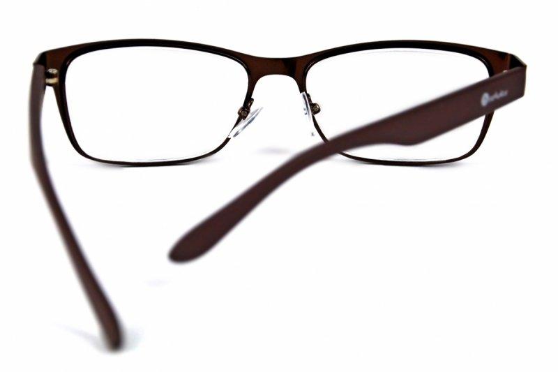 Brown Metal +1,5 - Okulary Korekcyjne