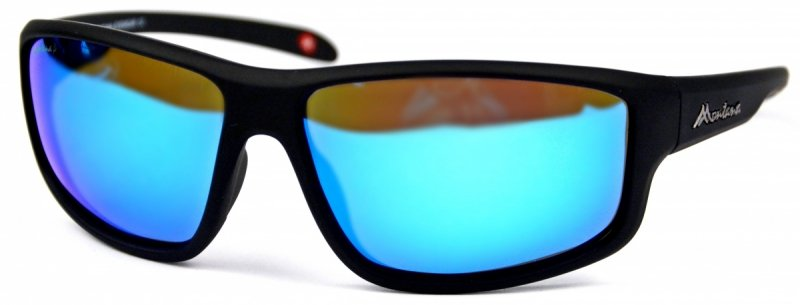 Rally - Okulary Polaryzacyjne - Niebieskie