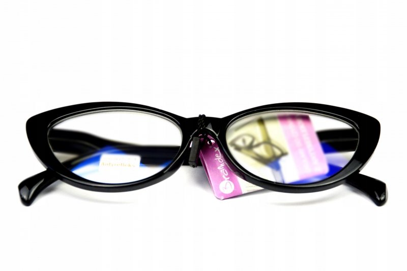 Claw +2,0 - Okulary Korekcyjne z Antyrefleksem