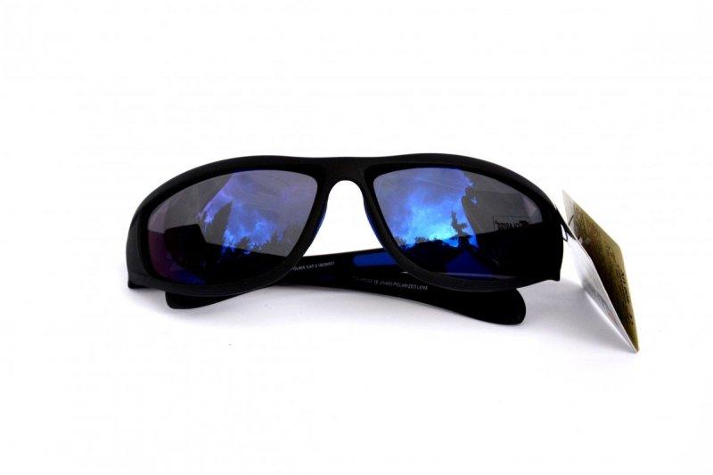 Athlete - Okulary Polaryzacyjne - Niebieskie