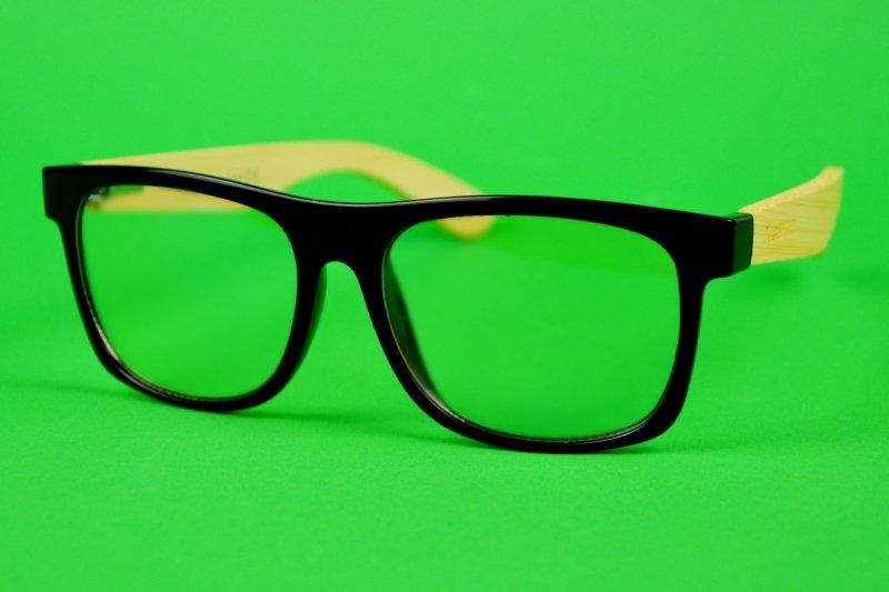 Canyon - Drewniane Okulary do pracy przy komputerze