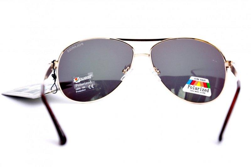Gold Card - Okulary Polaryzacyjne - Złote