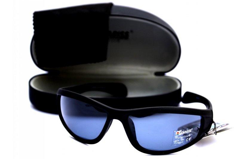 Athlete - Okulary Polaryzacyjne - Czarne
