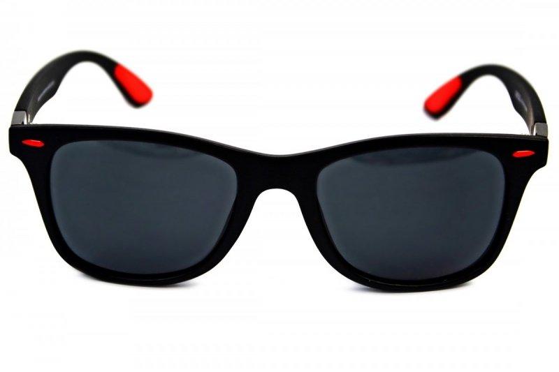 Rambler 2.0 - Okulary Polaryzacyjne - Czarne