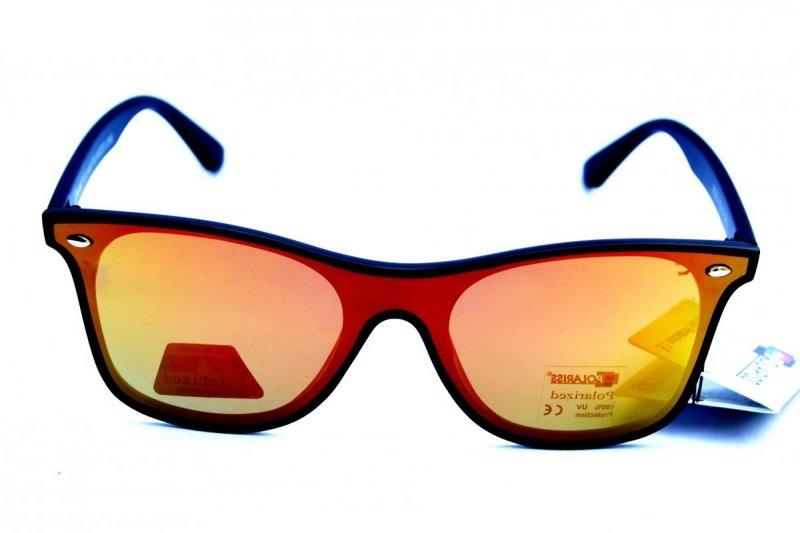 Watch - Okulary Polaryzacyjne - Pomarańczowe