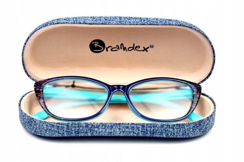 Blue Coral +1,0 - Okulary Korekcyjne