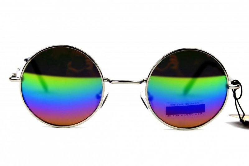 Lenonki - Okulary Przeciwsłoneczne - Tęczowe