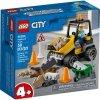 City pojazd do robót drogowych