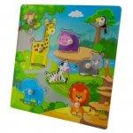 Zab puzzle 30x30 safari