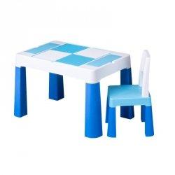 Komplet multifun niebieski