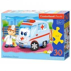 Puzzle 30 el. ambulance doctor