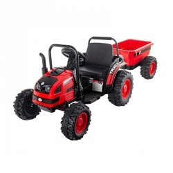 Pojazd traktor + p hl-388 red