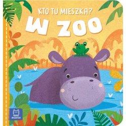 Kto tu mieszka? w zoo