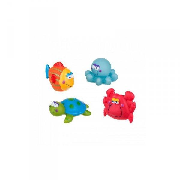 Zabawki kąpielowe 4 szt