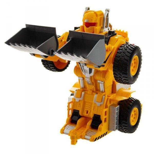 Zabawka spychacz-robot 0871381