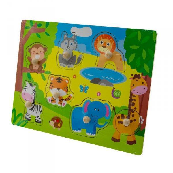 Zab puzzle 30x22 safari