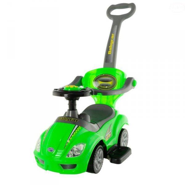 Pojazd odpychacz 382 - zielony