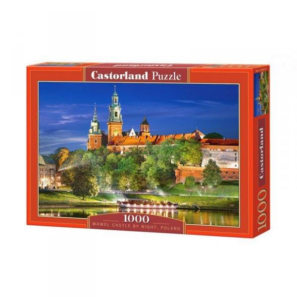 Puzzle wawel castle 1000