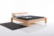 Łóżko drewniane - Cliper