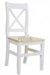 Krzesła sosnowe Grobla