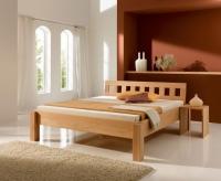 Łóżko drewniane - Bend