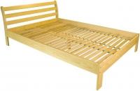 Łóżko Lusia 140x200- sosna pachnąca