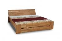 Łóżko drewniane - Onyx