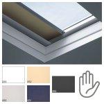 Fakro roleta zaciemniająca do dachów płaskich ARF/D grupa cenowa I, przeznaczone do okien typu F, C oraz G manualna