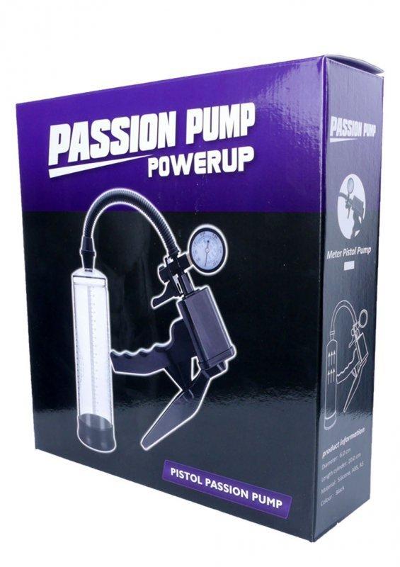 Powerpump PRO 01 - Clear