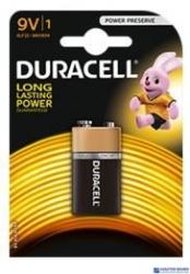 Bateria Basic 9V K1 DURACELL 4520117
