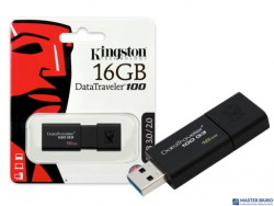 Pamięć USB KINGSTON 16GB 3.0 DT100G3/16GB
