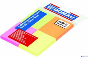 Bloczek 38*51 fluo(4x50)757800 1PL-99 DONAU