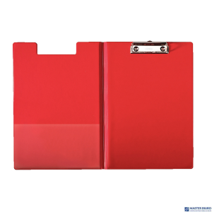 Teczka z klipsem A4 czerwona ESSELTE 56043